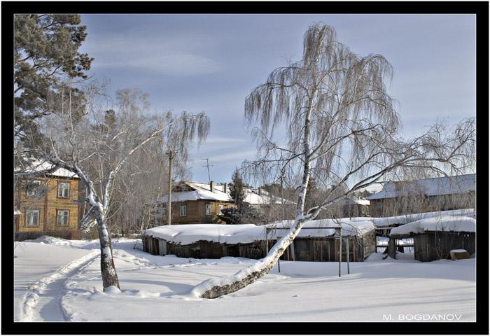 """фото """"Вспоминая зиму"""" метки: пейзаж, зима"""