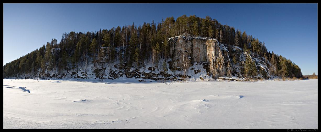 "photo ""Rainy Stone Rock / 168_0100-0105"" tags: panoramic, landscape, mountains, rocks"