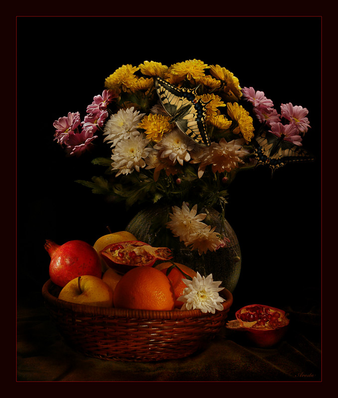 "photo ""Aroma autumn"" tags: still life,"