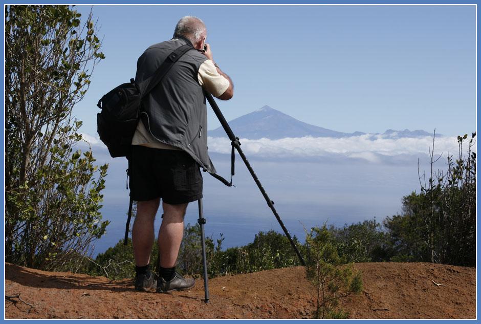 """фото """"Capturing el Pico de Teide"""" метки: пейзаж, путешествия, Европа, горы"""