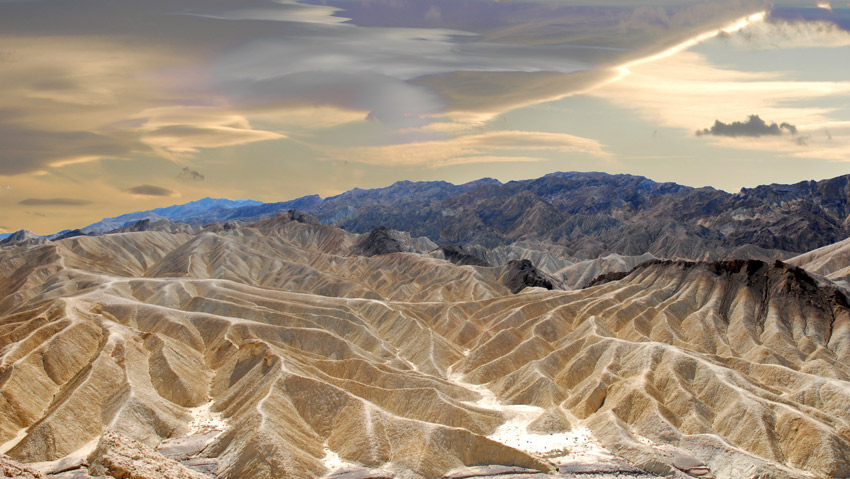 """photo """"Death Valley, USA"""" tags: ,"""