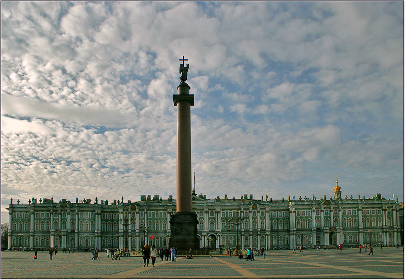 "фото ""From St. Petersburg with love!"" метки: архитектура, пейзаж,"