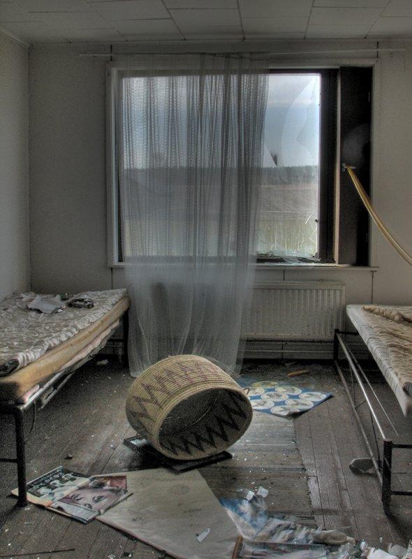 """фото """"'Ghostly'"""" метки: архитектура, интерьер, пейзаж,"""