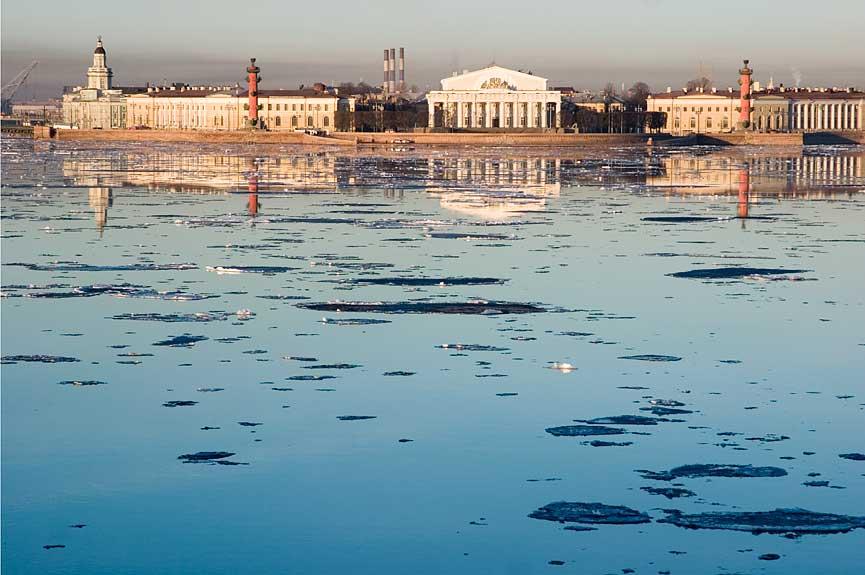 "photo ""Faces of Saint-Petersburg"" tags: landscape, architecture, water"