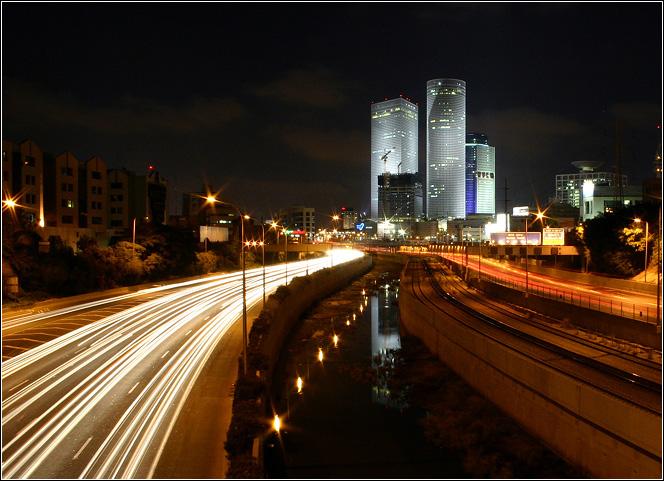 "фото ""City Lights"" метки: город,"