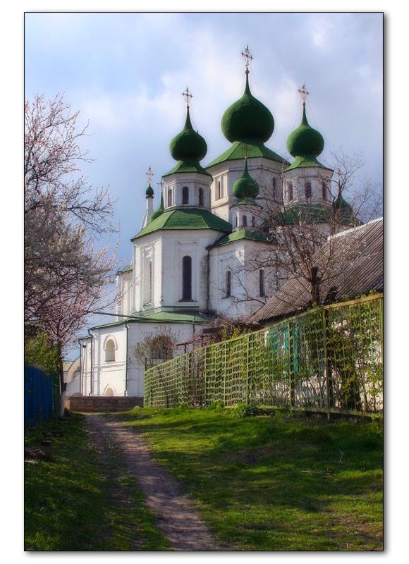 "фото ""Старочеркасск. Собор."" метки: архитектура, пейзаж,"