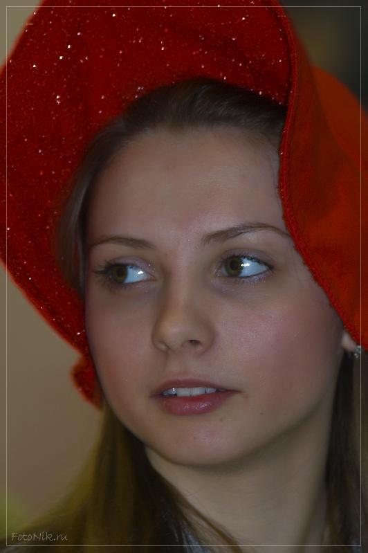 """фото """"Красная Шапочка"""" метки: портрет, разное, женщина"""