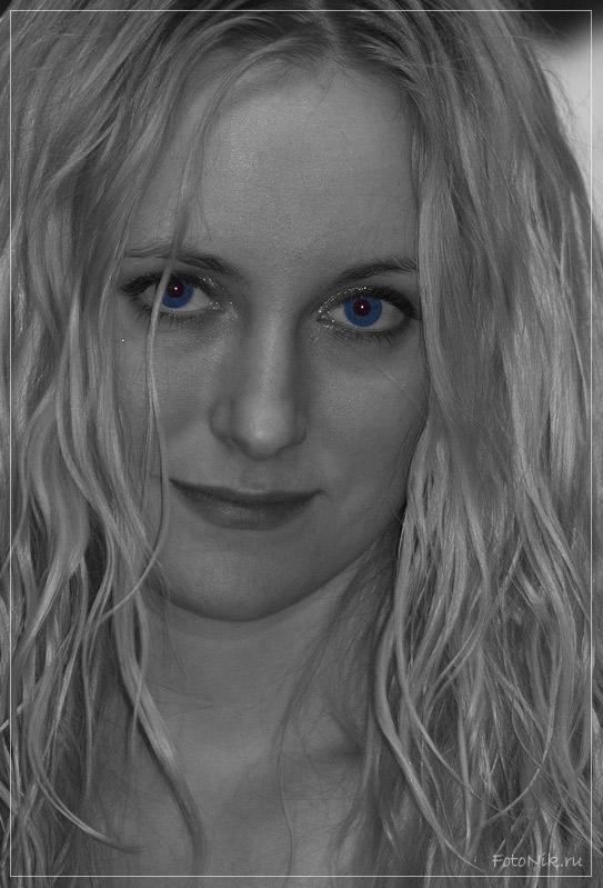 """фото """"Русалочка"""" метки: портрет, разное, женщина"""