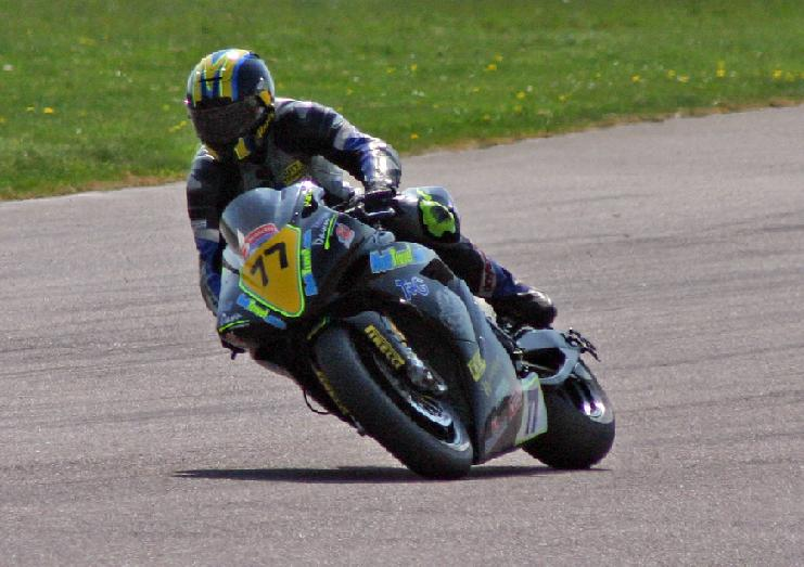 """photo """"Another superbikes image from thruxton 2007"""" tags: sport,"""