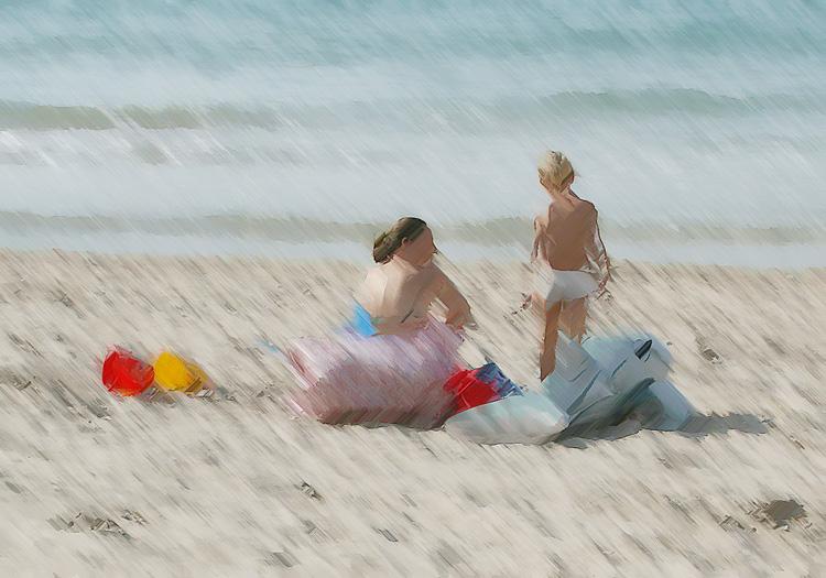 """photo """"platja 2"""" tags: still life,"""