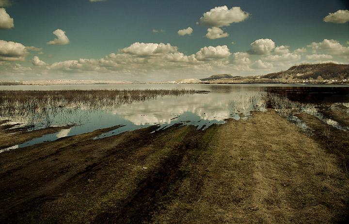 "фото ""Дорога в облака"" метки: пейзаж,"