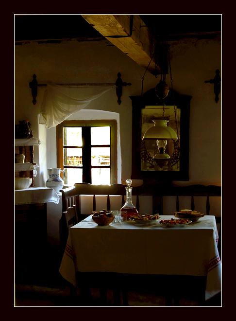 """фото """"Room in the countryside"""" метки: интерьер,"""
