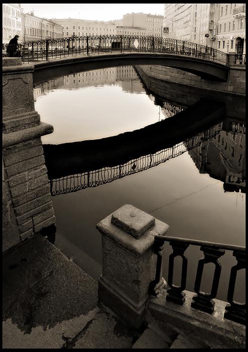 """фото """"Сенной мост"""" метки: архитектура, пейзаж,"""