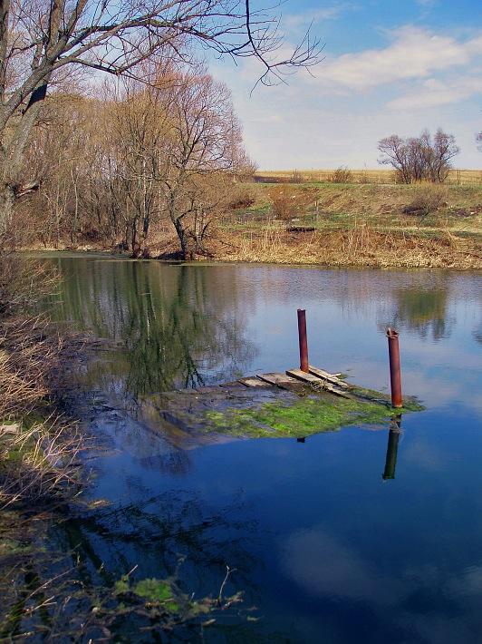 """фото """"Апрельская"""" метки: пейзаж, весна"""