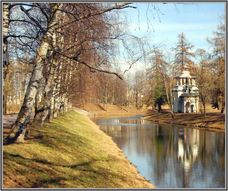 """фото """"весеннее отражение"""" метки: пейзаж, весна"""