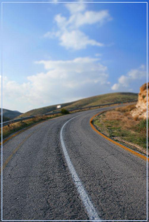 """фото """"The Hard Road"""" метки: разное,"""