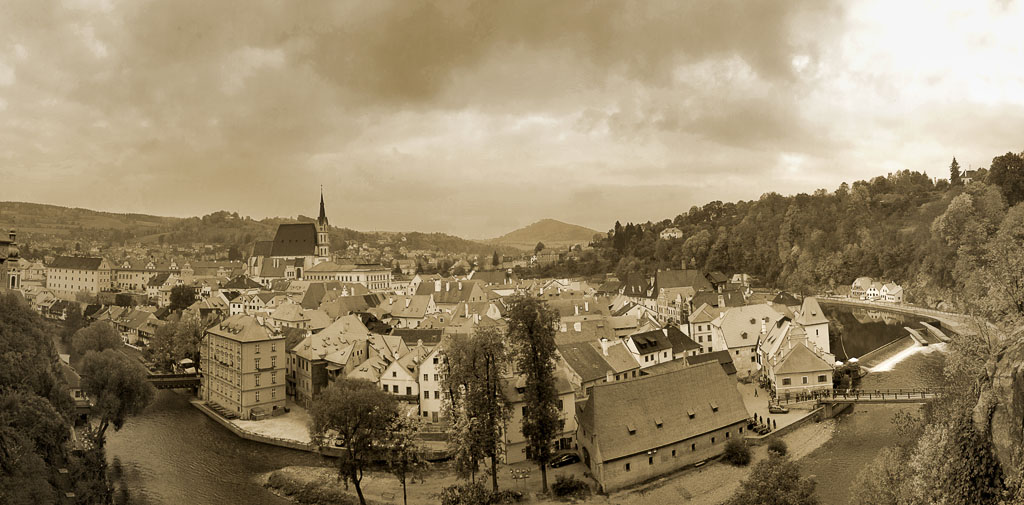 """photo """"Toy town"""" tags: architecture, travel, landscape, Europe"""