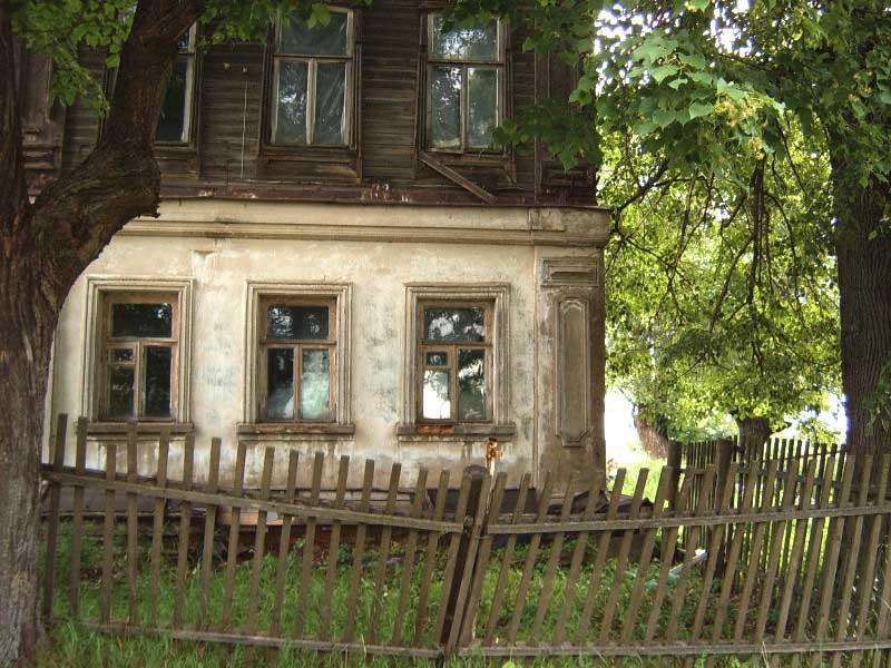 """фото """"Заброшенный дом"""" метки: архитектура, пейзаж,"""