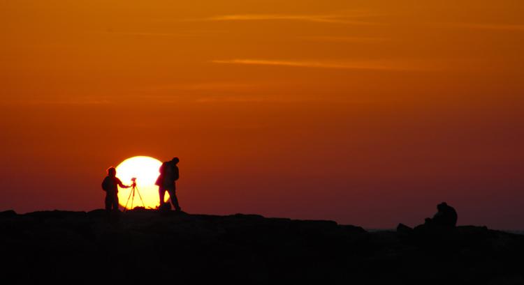 "фото ""Red Sunset"" метки: ,"