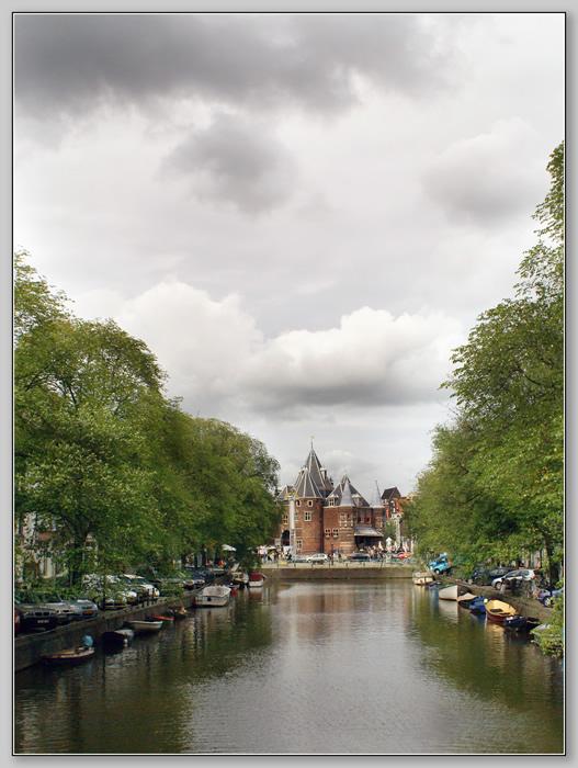 "photo ""Amstel"" tags: landscape, travel, Europe"