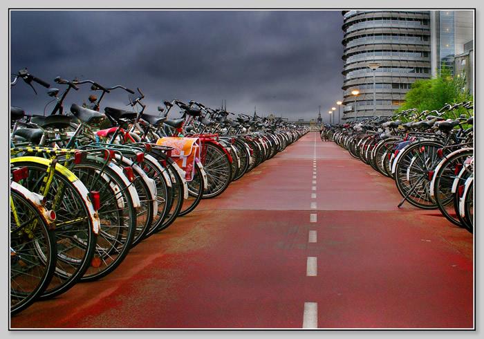 """фото """"Амстердам. Про велосипеды -1"""" метки: путешествия, Европа"""