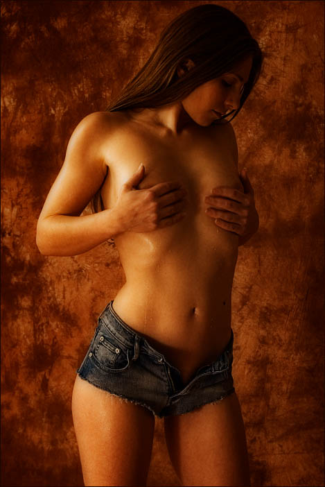 """photo """"Babajeans"""" tags: nude, glamour,"""