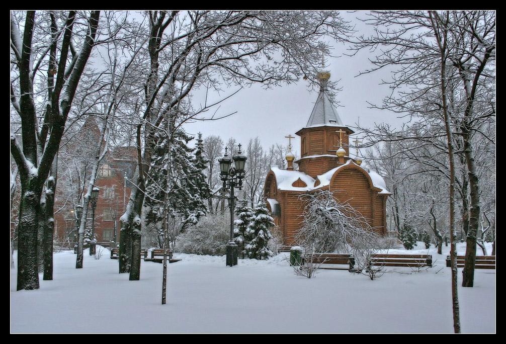 "фото ""недавно"" метки: архитектура, пейзаж, зима"
