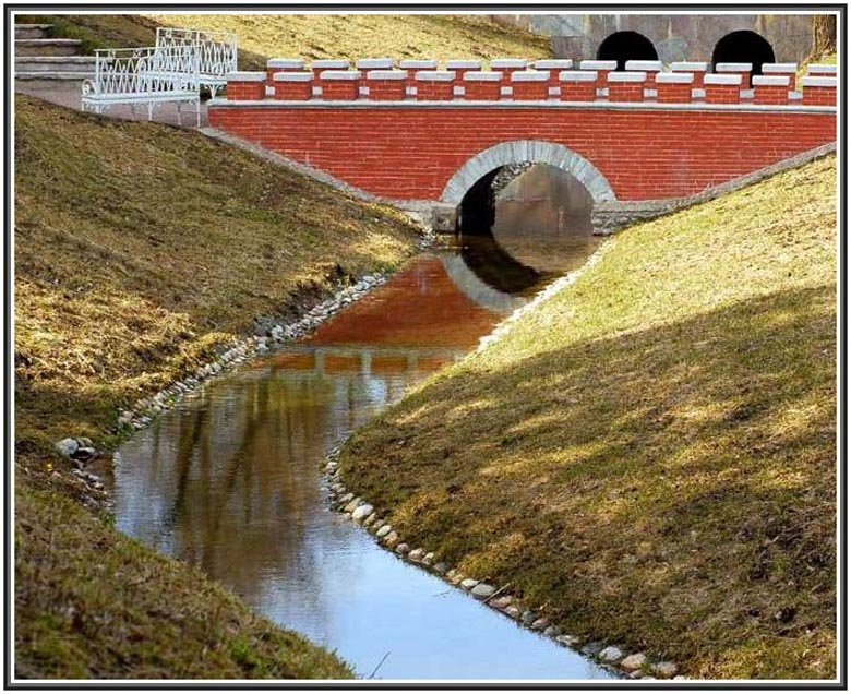 """фото """"весенний мостик"""" метки: пейзаж, весна"""