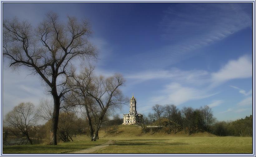 """фото """"Брось взгляд на небеса..."""" метки: пейзаж, весна"""