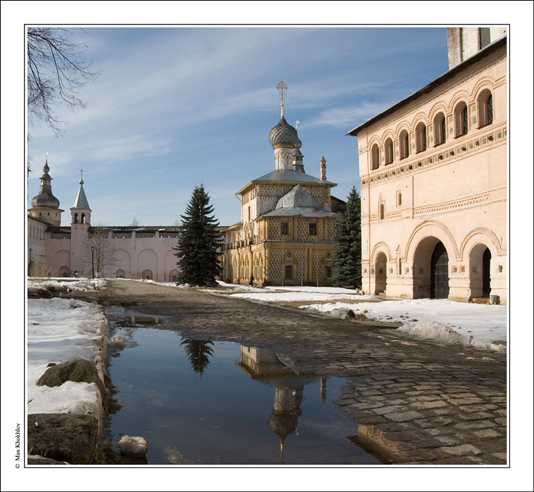 "photo ""Rostov. Kremlin. (4)..."" tags: travel,"