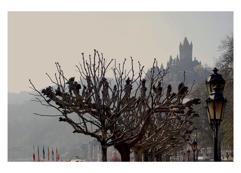 "фото ""Cochem"" метки: пейзаж, путешествия, Европа"