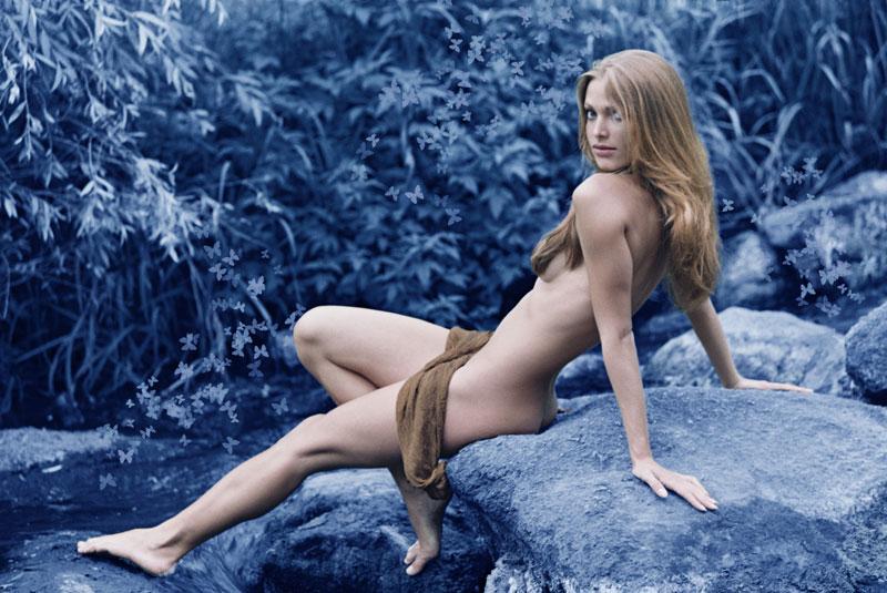"""фото """"Наяда (водяная нимфа)"""" метки: природа, ню,"""