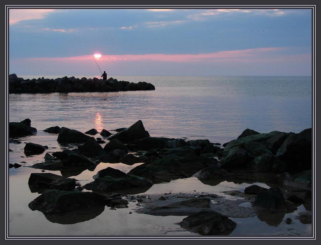 """фото """"Ловец Солнца"""" метки: пейзаж,"""