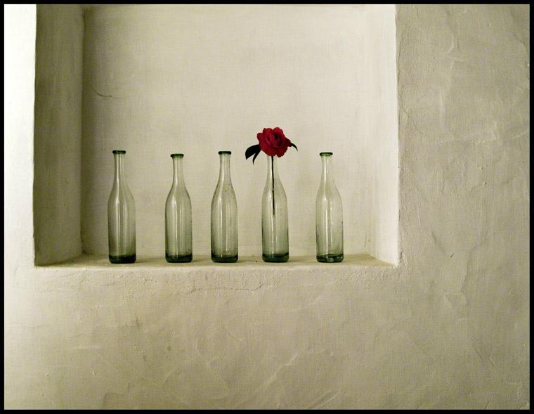 """фото """"Bottles on the wall"""" метки: натюрморт,"""