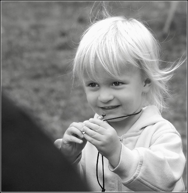 "photo ""Share the secret"" tags: portrait, reporting, children"
