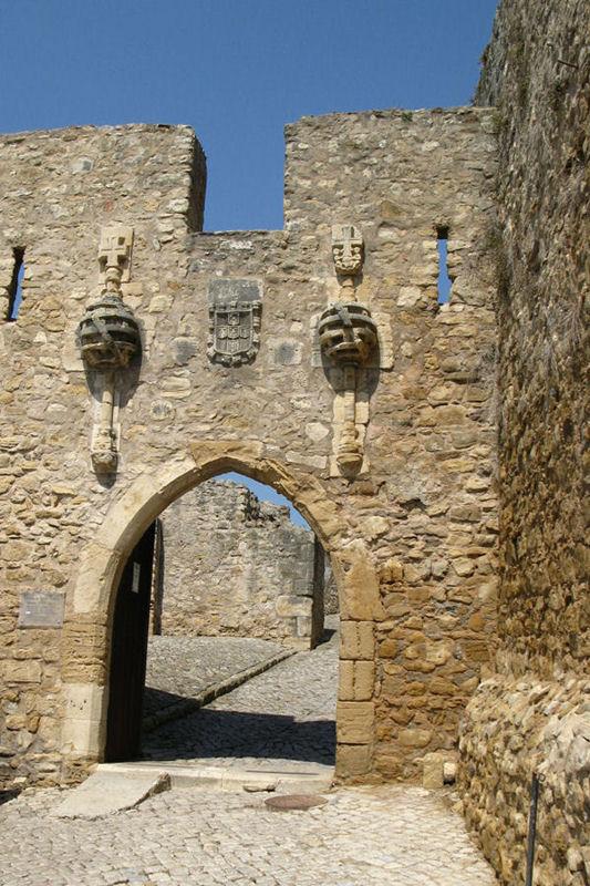 "фото ""Tores Vedras Castle"" метки: архитектура, пейзаж,"
