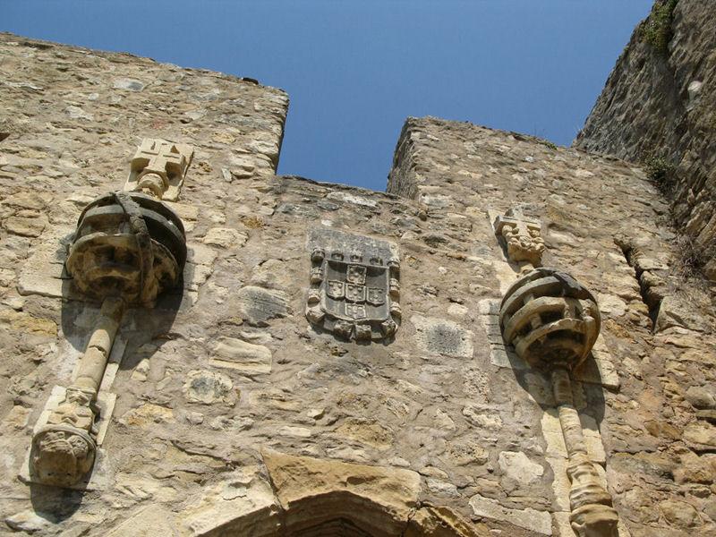 "фото ""Tores Vedras Castle II"" метки: архитектура, пейзаж,"