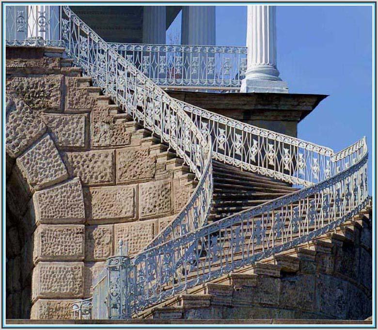 "фото ""фрагмент  лестницы"" метки: архитектура, пейзаж,"