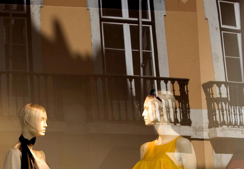 "фото ""Shop Window II"" метки: город,"