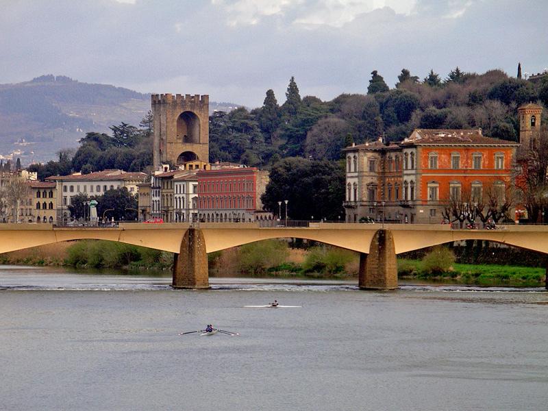 """фото """"Rowing under the bridge"""" метки: ,"""
