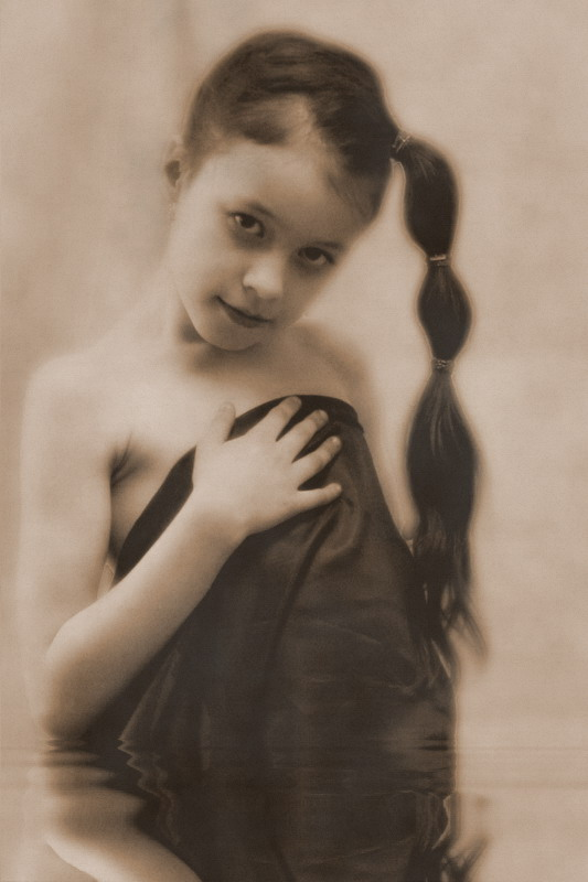 "фото ""Русалочка"" метки: портрет, дети"