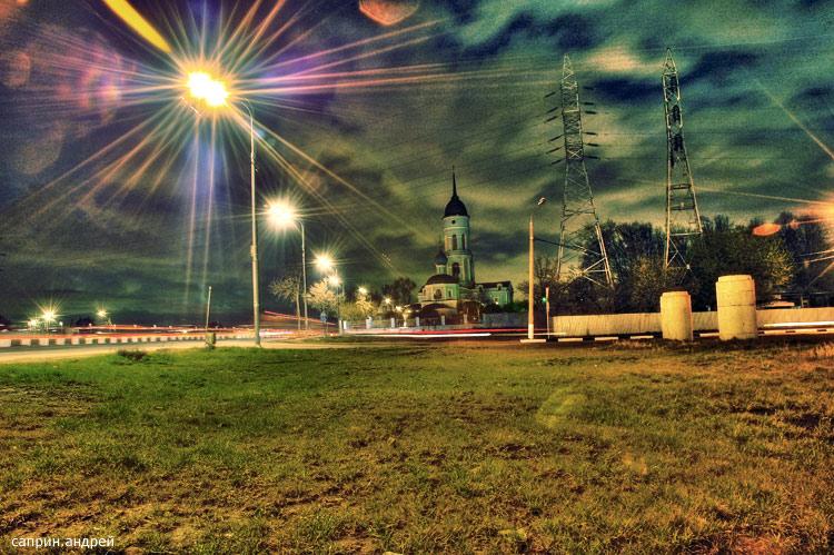 """фото """"Индустриальзация"""" метки: пейзаж, архитектура, ночь"""