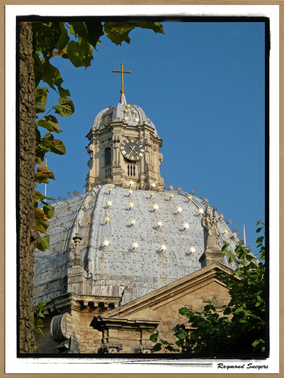 "photo ""Basilica of Scherpenheuvel"" tags: architecture, landscape,"