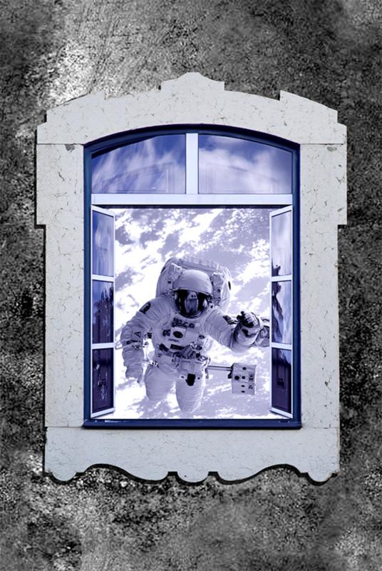 "фото ""Open Window"" метки: город,"