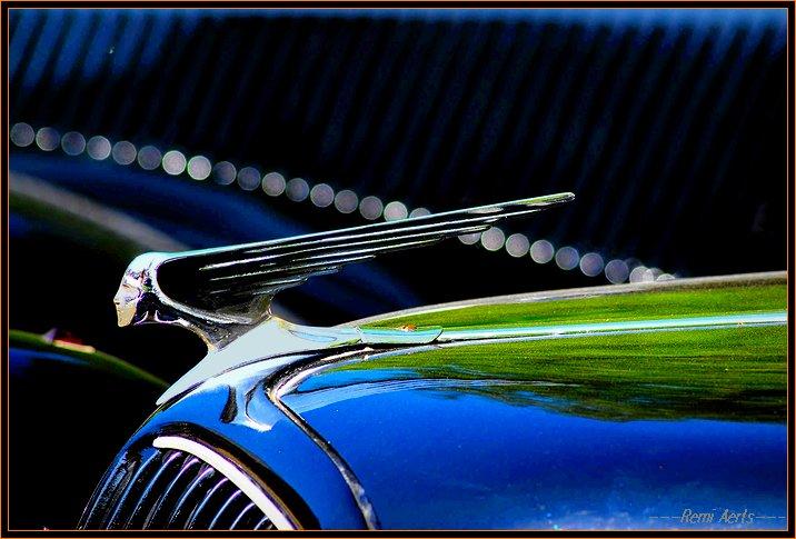 """photo """"a part of Citroen car"""" tags: macro and close-up, technics,"""
