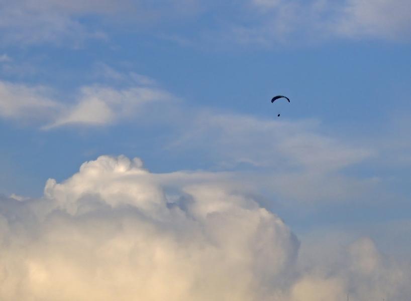 """фото """"Выше облаков"""" метки: пейзаж, облака"""