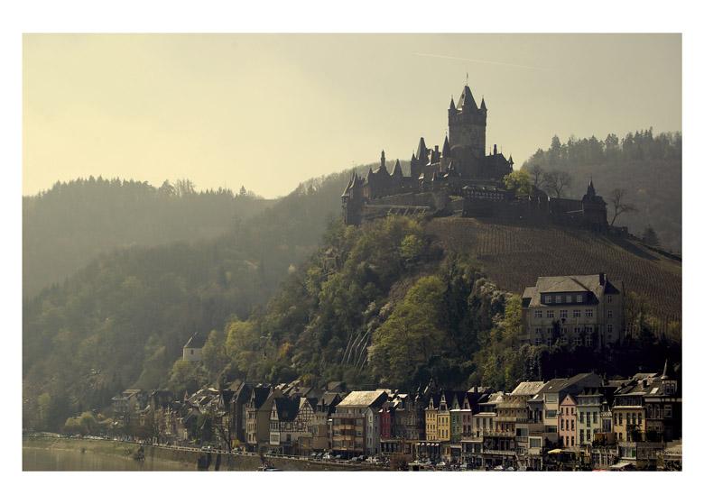 "photo ""Burg Cochem"" tags: landscape, travel, Europe"