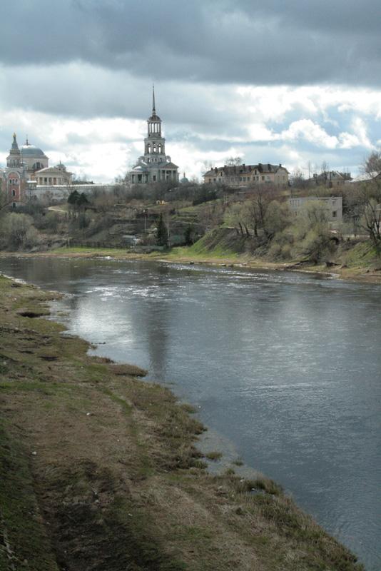 "photo ""Torjok"" tags: landscape, architecture, spring"