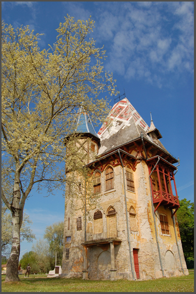 """фото """"Little castle"""" метки: архитектура, пейзаж,"""