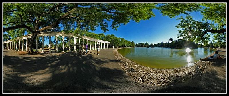 """фото """"Under the Tree"""" метки: панорама, пейзаж, вода"""